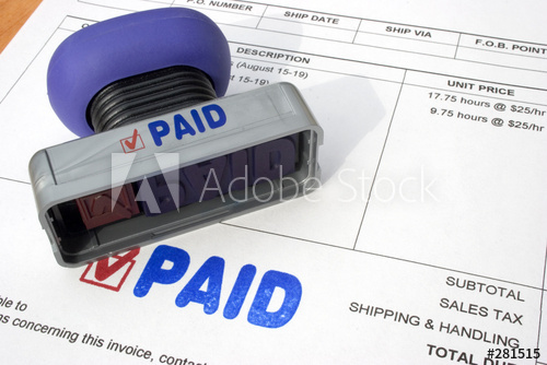 Options for Getting Paid