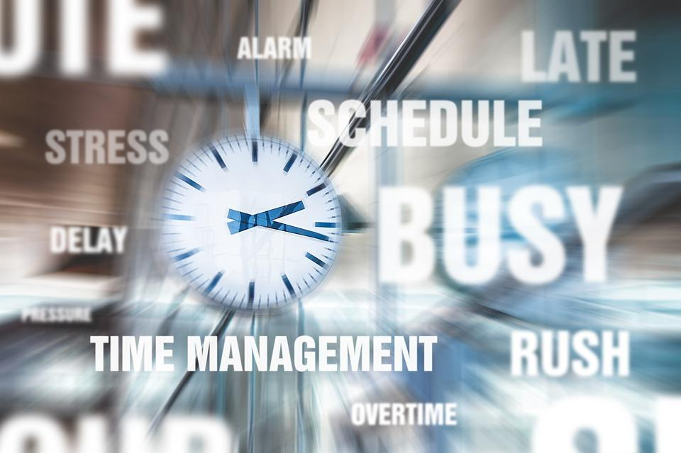 Managing Our Time, Managing Ourselves