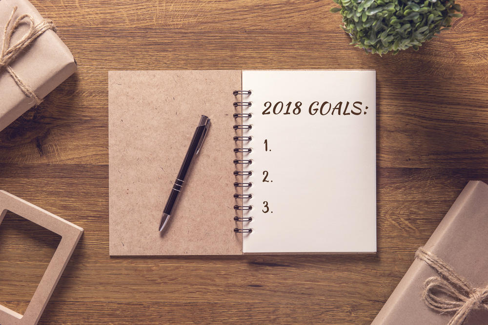 Setting Achievable Goals for the New Year