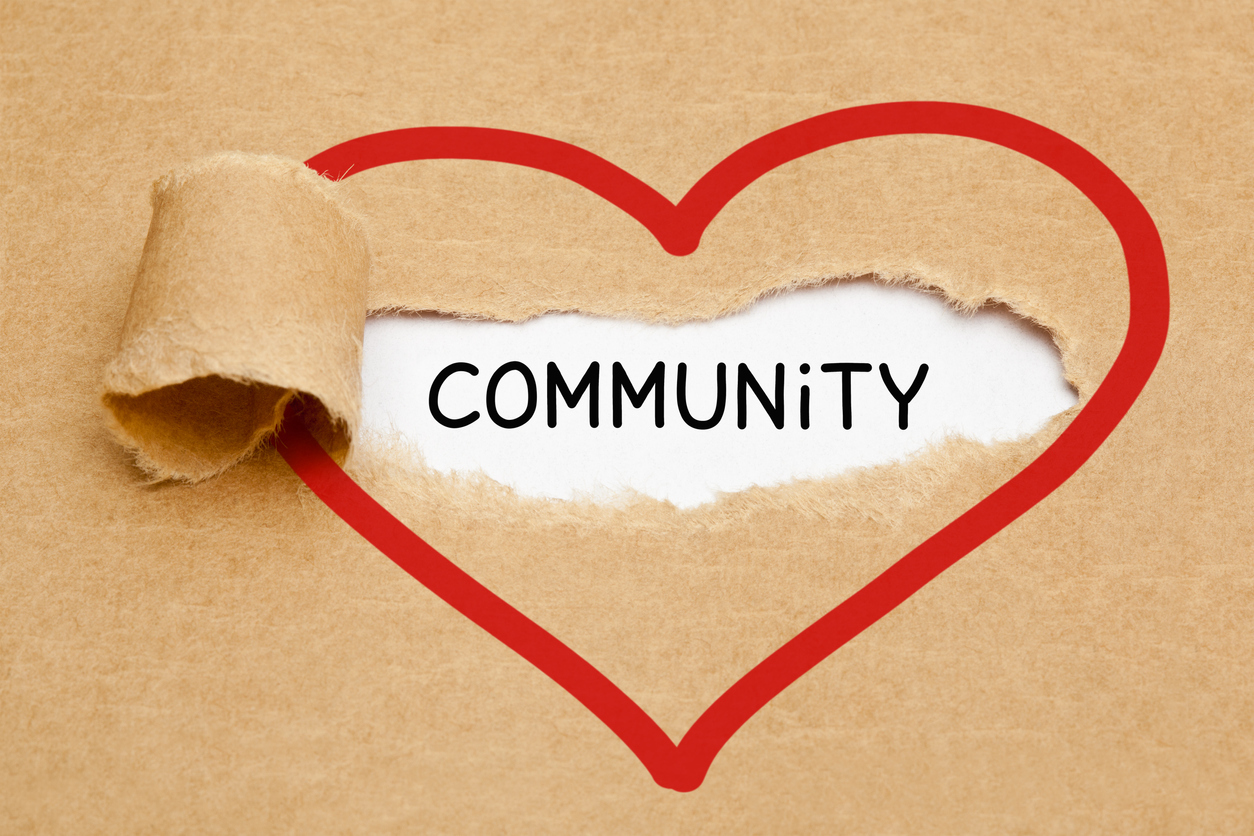 Meaningful Social Connections and Building a Community